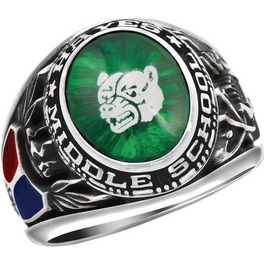 Boys' Junior High School Class Ring